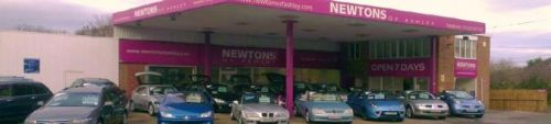 Newtons of Ashley                         (01425) 621722 Company Logo